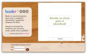 Crear Books Libros Digitales de Imágenes con Bookr Gratis 0