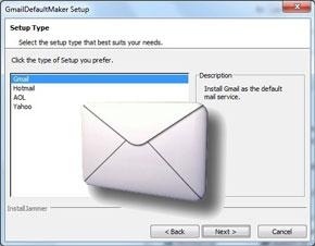 Cómo configurar Gmail, Hotmail o Yahoo! Mail como cliente de correo por default en Windows 0