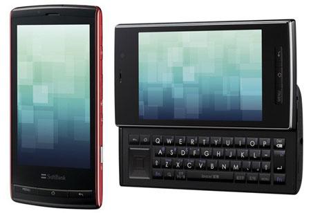 Los móviles 3D serán protagonistas en 2011 I Sharp Galapagos 005SH