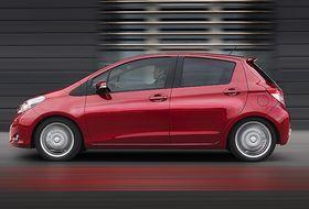 Nuevo Toyota Yaris 2012 1