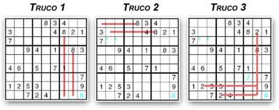 Técnicas de resolución de un SuDoKu 5