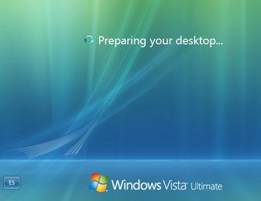 Truco Instalar Windows Vista Configuración Escritorio