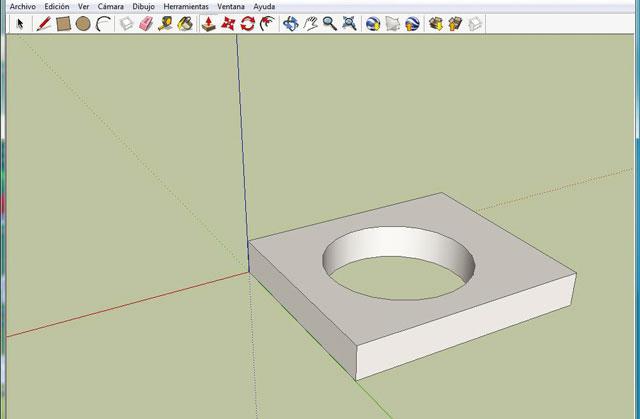 Dibuja en 3D fácilmente ,¿Tienes una idea ? ¿Quieres redecorar tu casa? SketchUp permite el modelado 3D y gratis 1