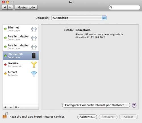 Cómo compartir el 3G de mi portátil o PC via WiFi en Windows y Mac OX  5