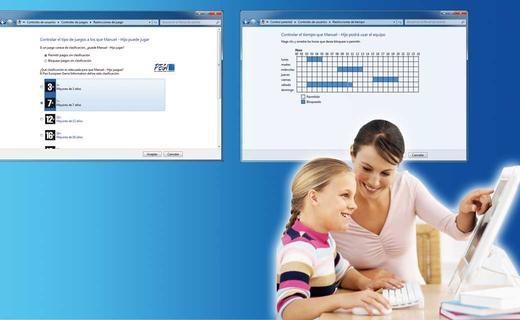 Cómo hacer Cuentas de usuario en windows 7 y creando cuentas restringidas a los mas pequeños de la casa 0