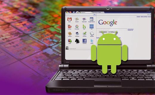 Cómo instalar el sistema de Google en el netbook