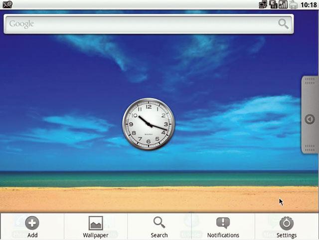Cómo instalar Android en el netbook, Paso a Paso 6
