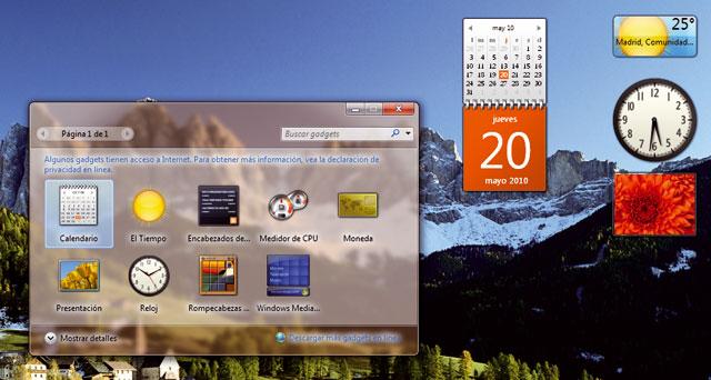 Trucos para personalizar la interfaz de Windows 7 Parte 2 8