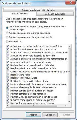 Cómo acelerar Windows 7  y  Vista 3