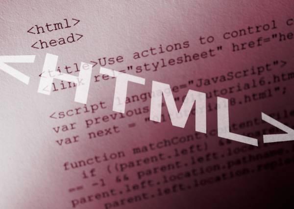 Lista de las principales etiquetas Html 1
