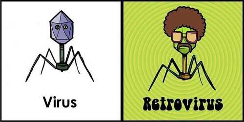 Lista de virus