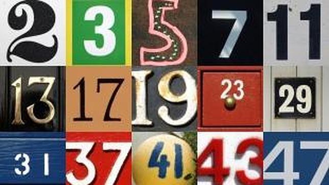 números primo