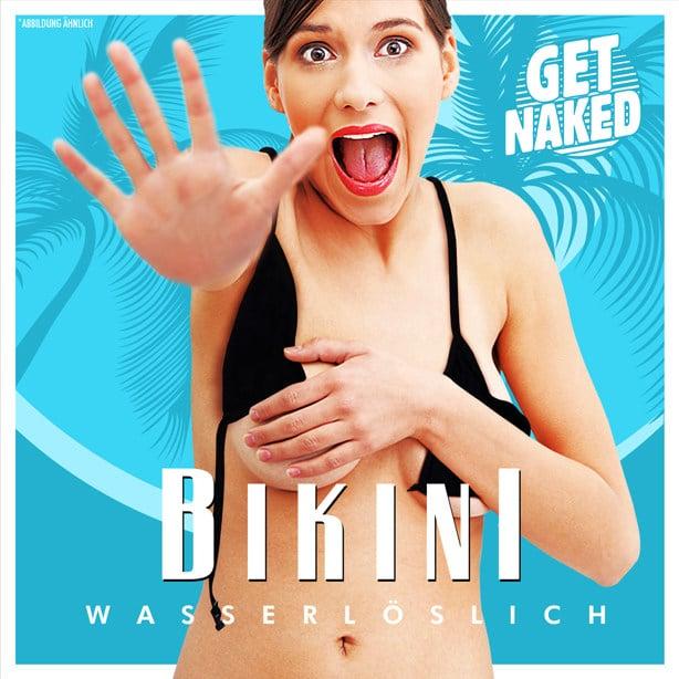 El Bikini perfecto : Se disuelve en agua