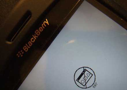Photo of Listado de Códigos de Error en los Blackberry