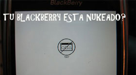 "Photo of Guía para cargar el Sistema Operativo a un Blackberry™ ""Nukeado o muerto"""