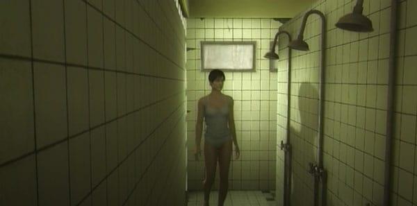 La escena de la ducha del videojuego Madison Paige de 'Heavy Rain'