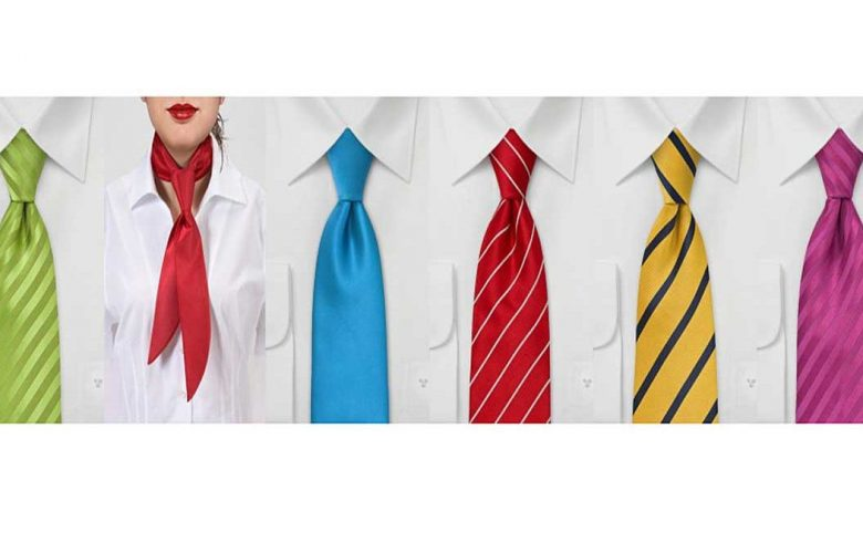 Nudo de corbata Simple 13