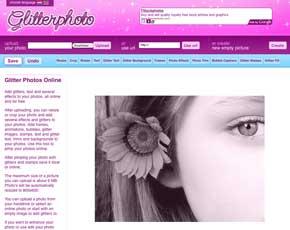 Photo of Otro editor fotos online, añadir efectos, marcos y más con Glitter Photo