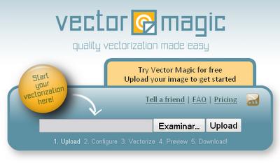 hacer vector de imagen