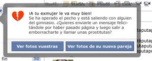 Ahora Facebook te avisa si tu ex es más feliz que tú 1