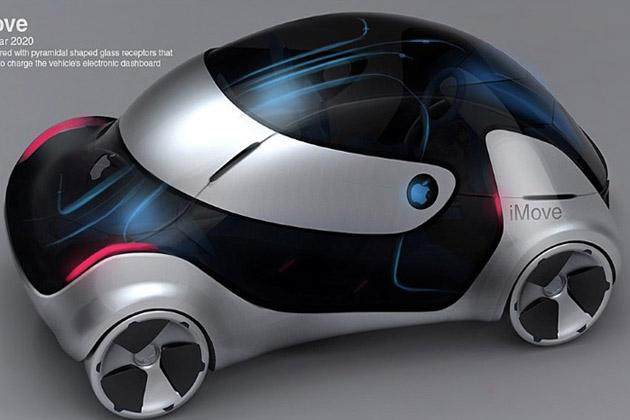 El supuesto vehículo que lanzaría Apple al mercado en el 2020: el iMove 2