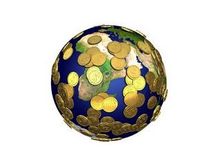 Si dividiéramos todo el dinero del mundo en partes iguales… nos tocaría 9000$ por persona 0