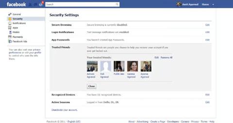 Nueva forma de recuperar passwords de Facebook si te hackean 0