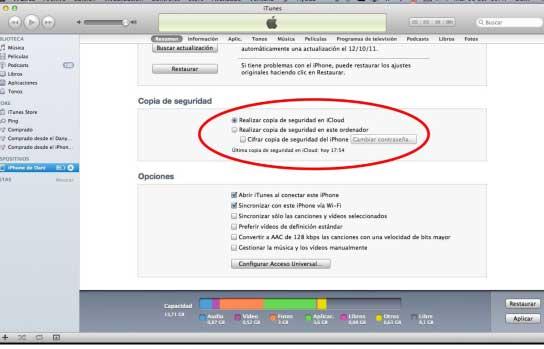 Sin PC, los dispositivos Apple iOS 5 más móviles que nunca 0