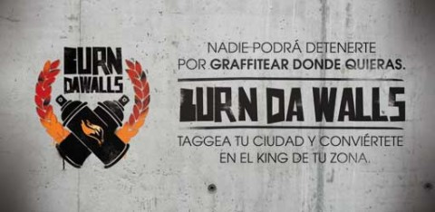 Te gusta hacer graffiti ahora puedes Graffitear donde quieras 0