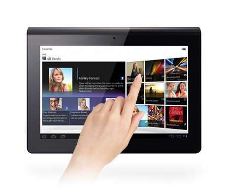 Análisis y características de la nueva tableta de Sony Tablet S 4