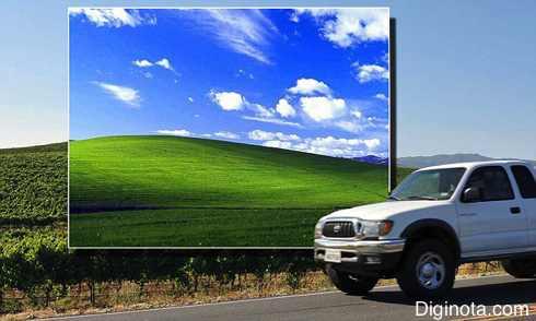 Chuck O'Rear, el autor de la fotografía más vista en el mundo el famoso fondo de windows  (+fotos) 2