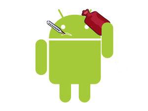 Los Smartphone con sistema Android se dañan mas que iPhone y Blackberry 1