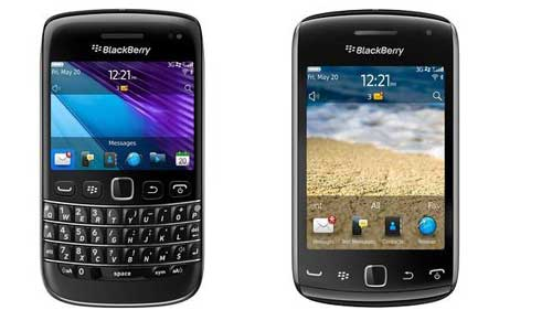 Blackberry 9790 y 9380