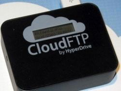 CloudFTP para compartir cualquier dispositivo de almacenamiento USB vía inalámbrica compatible hasta con ipad y iPhone 9