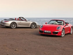 Photo of Porsche presenta sus nuevos 911 Cabriolet