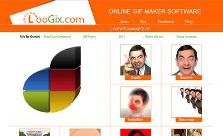 Cómo crear imágenes animadas o GIF con :Loogix 0