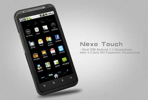Photo of Nuevo smartphone Android con dual SIM el Nexo Touch