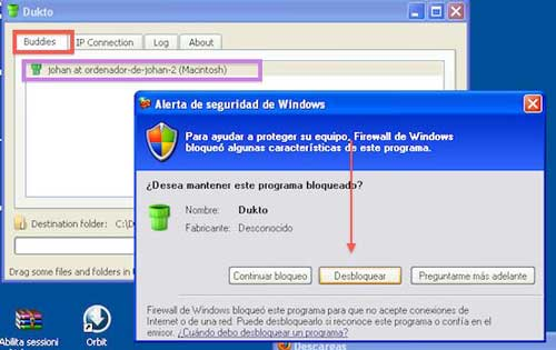 Photo of Como compartir archivos entre Windows, MAC y Linux facilmente con: Dukto