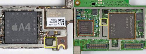 Sistema de cancelación de ruido revelado en el iPhone misterio resuelto 0