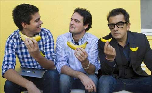 La «sociedad banana»Conoce a gente que ama y odia lo mismo que tú, en Bananity 1