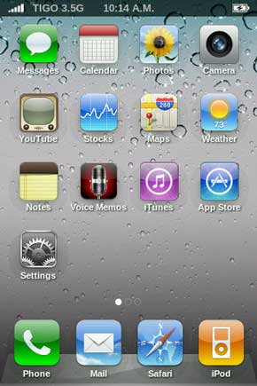 android a ios5