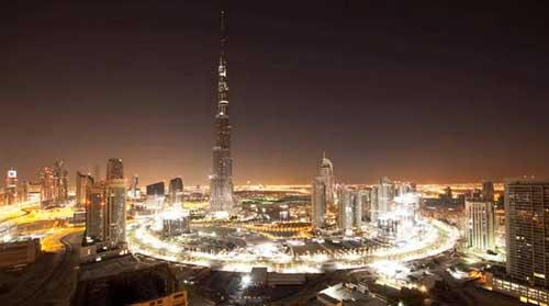 """Dubai en animación """" timelapse """" es realmente bueno + Vídeo 3"""