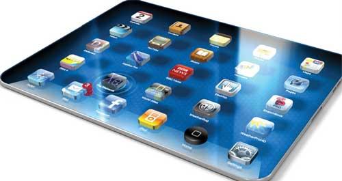 Photo of Aparecen imágenes del concepto de Google para un 'Tablet OS'