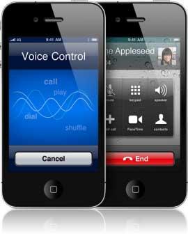 Trucos para utilizar Control por voz iPhone y iPod touch 1