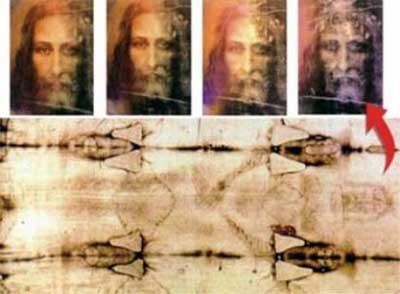 La Sábana Santa una de las Imagenes santa más famosa, es una foto truqueada. ¿Fraude o que? 2