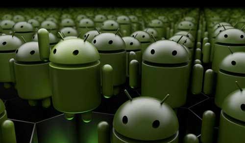 La fragmentación en Android  demuestra que, mientras que todos los terminales de Apple tienen siempre la última versión , en los Android no 0