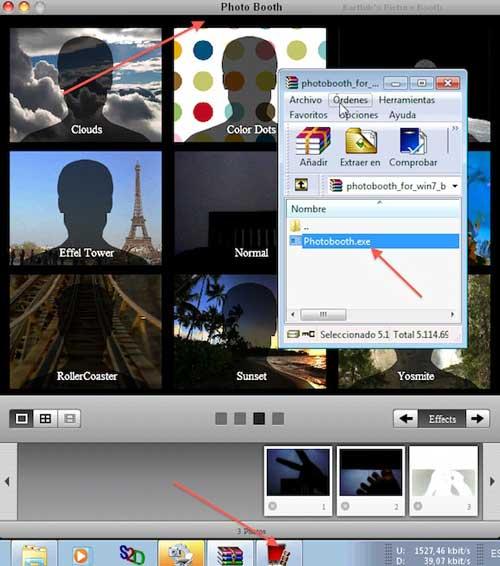 Photo of Te gusta el Photo Booth de MAC y lo quieres para Windows aquí lo tienes Gratis con efectos de video y muchos foto-montajes divertidos.