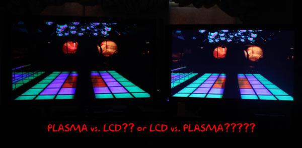 plasma vs lcd vs led
