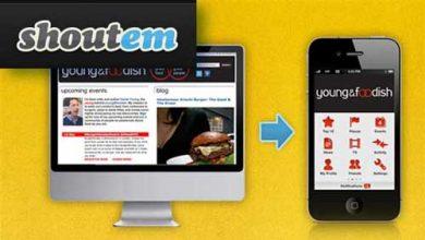 Photo of Cómo Hacer aplicaciones Android y para iphone sin saber nada de programación con ShoutEm