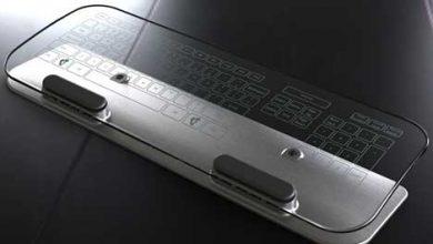 el teclado del futuro